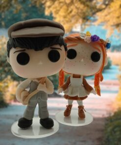 Custom POP Anne and Gilbert from Anne with an E