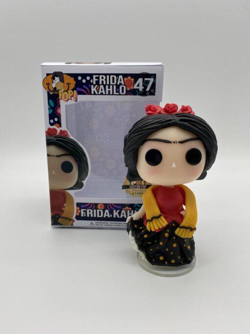 Custom POP Frida Kahlo