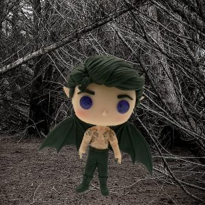 Custom POP Rhysand of A court of Thorns and Roses Inspired