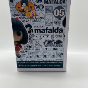 Custom POP Mafalda Inspired