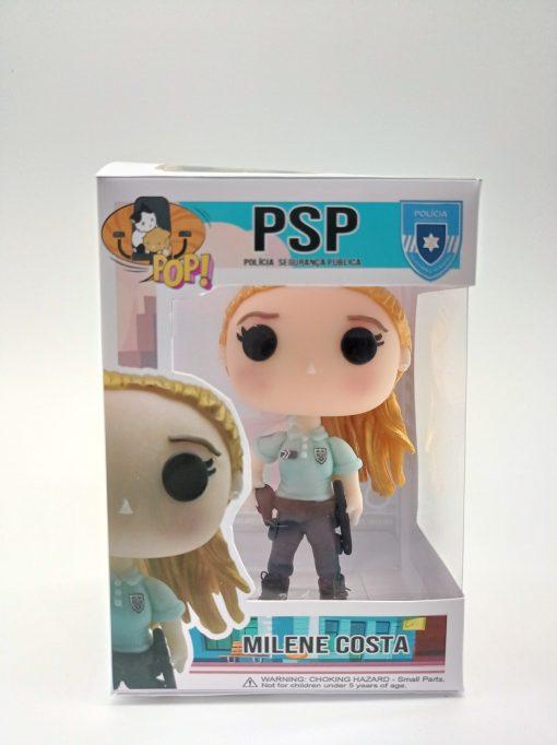 Custom POP Police Woman